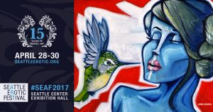 Seattle Erotic Art Festival 2017 @ Seattle Center Exhibition Hall | Seattle | Washington | United States