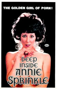 Deep Inside Annie Sprinkle [film screening] @ Grand Illusion Cinema | Seattle | Washington | United States