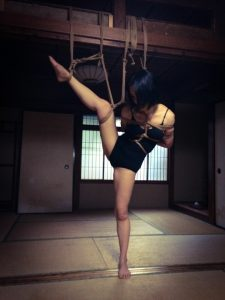 Partial Suspension Shibari @ Ballard | Seattle | Washington | United States