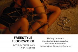 Freestyle Floorwork @ Club Sapphire at Fairway Center | Tukwila | Washington | United States
